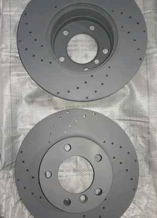 Тормозные диски на БМВ е39