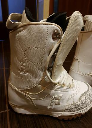 Forum Destroyer сноубордические ботинки