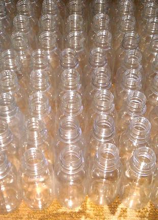 Флаконы пластиковые на 100 мл с крышкой цена указана за 200 штук