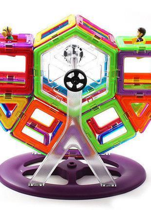 3D Магнитный конструктор на 46 деталей Колесо