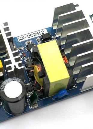 Импульсный блок питания AC 100-240 to DC 24В, 6А