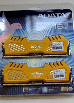 DDR3-2400 ADATA XPG 16GB (2x8GB) Гар.