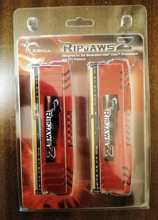 DDR3-2133 Gskill Ripjaws Z 16gb (2*8) гар.