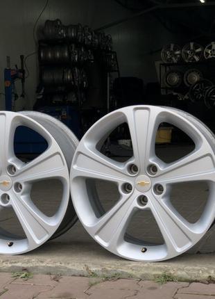 Оригинальные диски Chevrolet. R 19. 5*115.