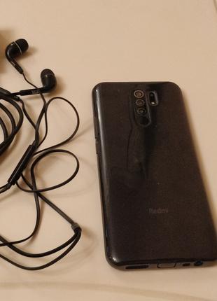 Смартфон Xiaomi Redmi 9 3/32GB Carbon Grey (Международная версия)