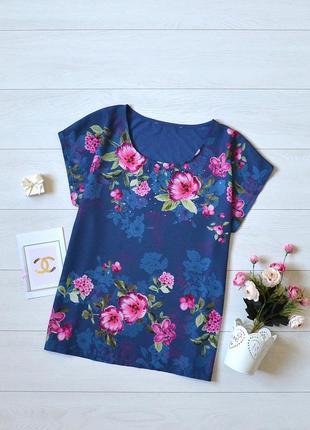 Чудова блуза в квіти