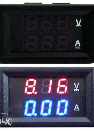 Вольтамперметр постоянного тока 100 В, 10 А