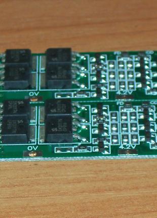BMS контроллер 3S 20A 12,6V (балансир) для зар./разр. Li-Ion АКБ