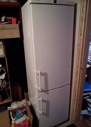 Холодильник Liebherr из Германии