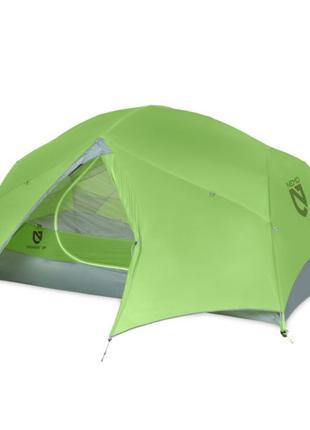 Лёгкая палатка Nemo Dagger 2P вес 1,75кг (аналог MSR Hubba, Bi...