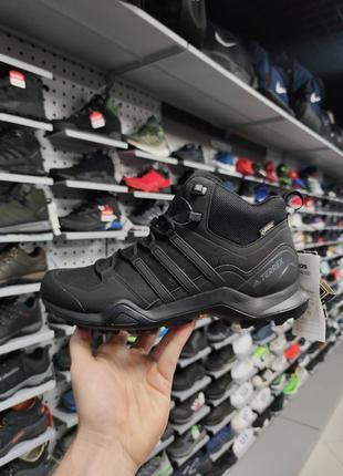 Оригинальные ботинки Adidas Terrex Swift R2 Gore-tex CM7500