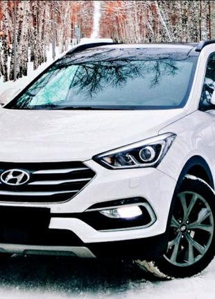 Hyundai Santa fe PREMIUM 2.2L 4WD 2016