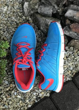 Удобные сетчатые кроссовки nike free trainer 3 оригинал 41р.