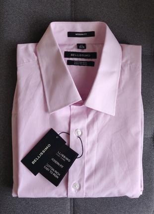 Новая мужская рубашка итальянского бренда Bellissimo