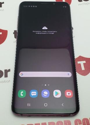 Samsung Galaxy S9 plus 64GB Purple 1 sim Snapdragon