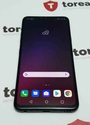 "LG V40 6/64gb Black Snapdragon 1 sim оригінал зі США ""Доставка"""