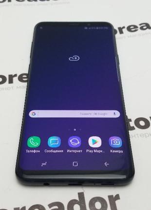 Samsung Galaxy S9 Plus 64GB Midnight Black (1sim snapdragon)