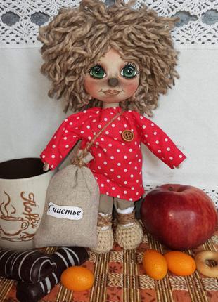 Домовёнок Кузя - кукла ручной работы