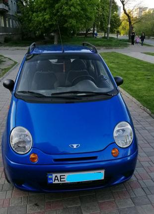 Daewoo Matiz 2011 механика  0,8