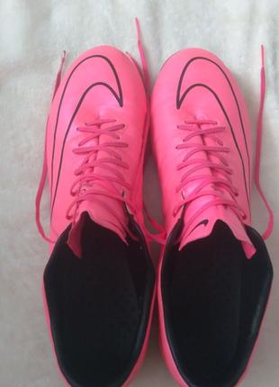 Футбольные бутсы Nike mercurial vapor 10