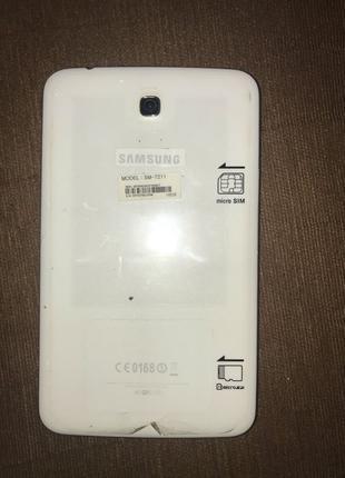 Samsung SM T-211 TAB 3 16 GB