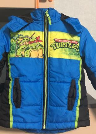 Куртка на мальчика, размер 4 года