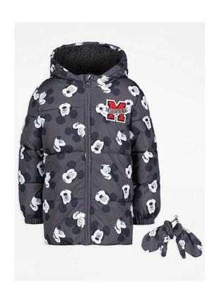 Теплая куртка для мальчика от george
