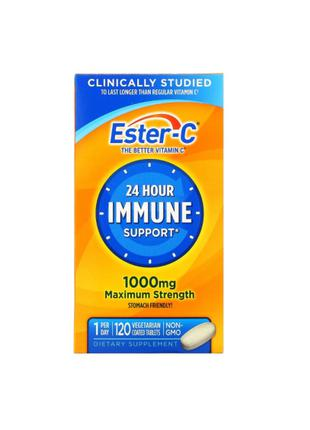Витамин C, Ester-C, 1000 мг, Nature´s Bounty, 120 таблеток