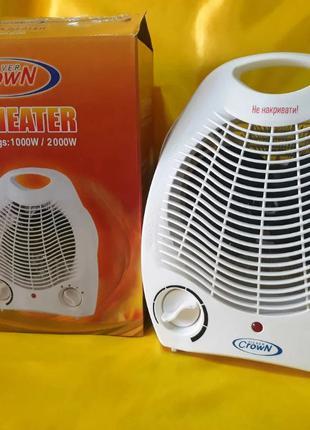 Тепловентилятор Silver Crown HF-1705 (2 квт. ,Турция) )продам ...