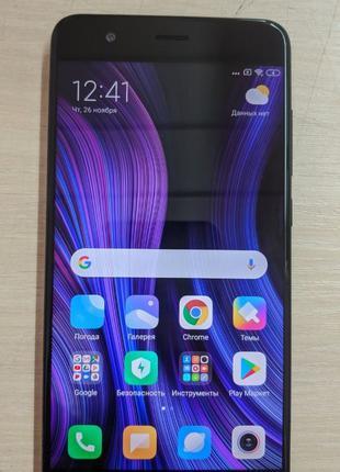 Смартфон Xiaomi Mi Note 3 128Gb Black