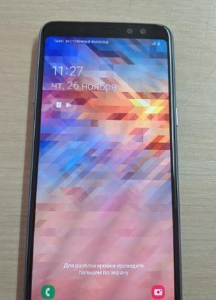 Смартфон Samsung Galaxy A8 A530F 4/32 Orchid Gray