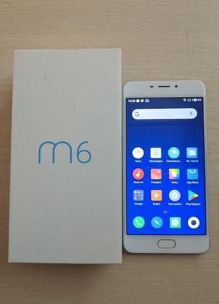Смартфон Meizu M6 32 Gb