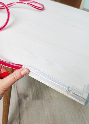 Защитная силиконовая лента на торцы, углы мебели (3 размера)