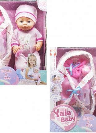Кукла-пупс в розовом