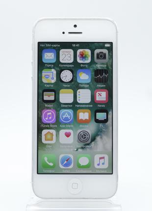 Apple iPhone 5 32GB White Neverlock