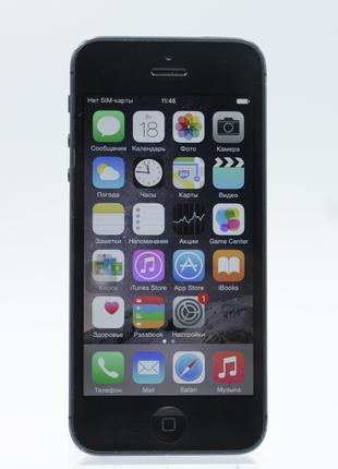 Apple iPhone 5 64GB Black Neverlock