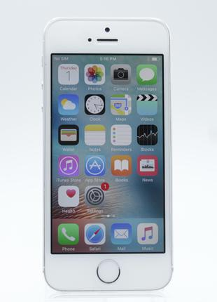Apple iPhone 5s 16GB Silver Neverlock