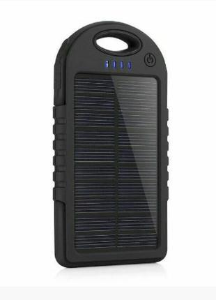 Моб. Зарядка POWER BANK A51 50000mah solar+led