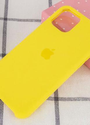Чехол Silicone Case (AA) для Apple iPhone 📱