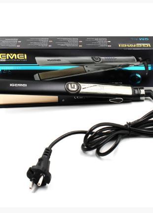 Щипцы для волос GM 416 (выпрямитель/утюжок)