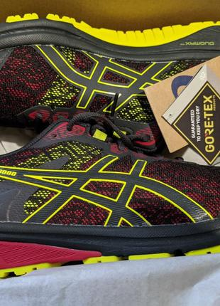 Кроссовки для бега Asics GT-1000 8 G-TX стелька 28.5 осень-зима