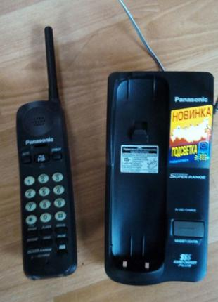 Радиотелефон panasonic kx-tc 1205ua