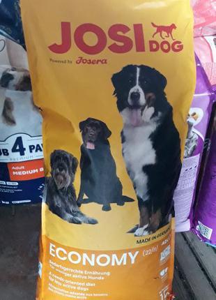 Юзера(JOSIdog) Йозера 15 кг сухой корм для больших собак мешок