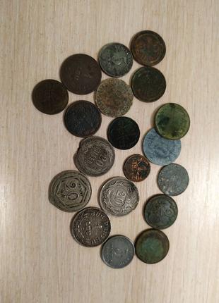 Монеты Европы 19 век