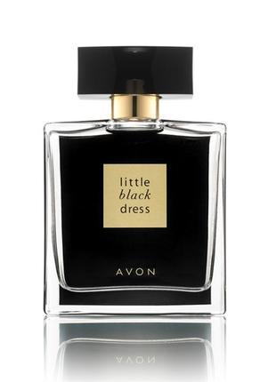 Розпродаж!!! avon парфумна вода little black dress (50 мл) суп...