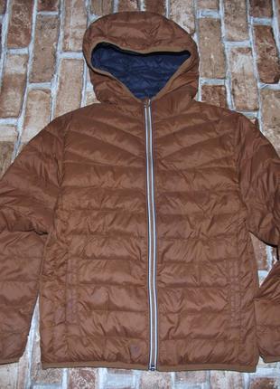 Куртка ветровка пуховик мальчику 9 - 10 лет jbc
