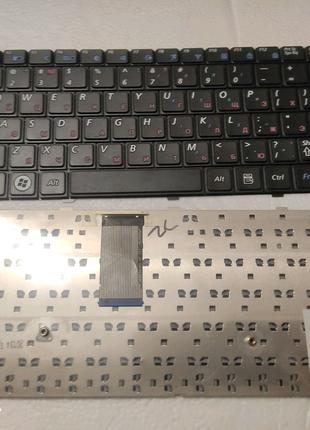 Клавиатура для ноутбука Samsung R467 R468 R470 черная новая