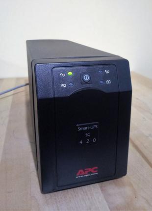 Apc Smart-ups 420va