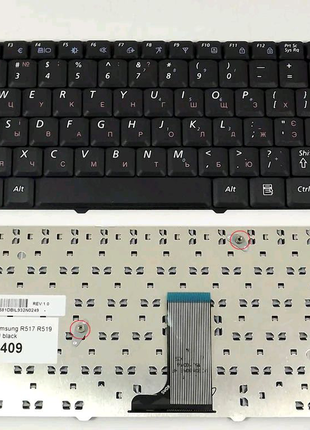 Клавиатура для ноутбука Samsung R517, R519новая