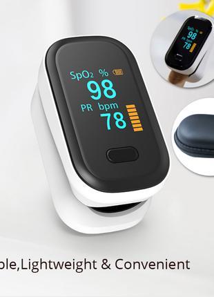Пульсоксиметр Fingertip Pulse Oximeter OFit 2 Original OLED.